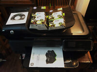 Wide format (A3) HP92XL printer with new unopened cartridges