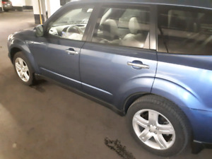 2009 Subaru Forester X Limited Leather low kms