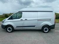 2014 Ford Transit Custom 2.2 TDCi 125ps 290 LWB high roof L2 H2 PANEL VAN Diesel