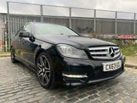 2013 Mercedes-Benz C Class 1.6 C180 AMG Sport Plus 7G-Tronic Plus 4dr Saloon Pet