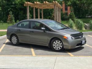 2008 Honda Civic - Pearl Grey - DX-Automatic