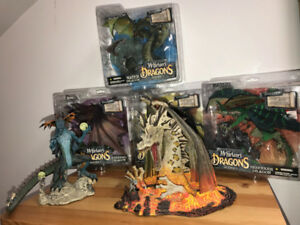 MCFARLANE'S DRAGONS Series 5