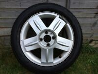 185 55 15 tyre - part worn sunny tyre