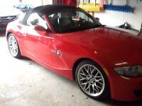 2006 BMW Z4 3.0si Coupe (2 door)
