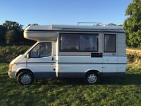 Ford Autosleeper Legend GL campervan.