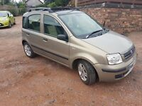 Fiat panda 1.2 Dynamic with just 64kand moted 12 months full service £1100 ono