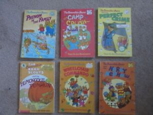 Berenstain Bears Chapter Books