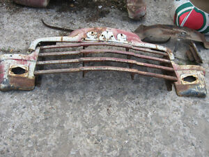Western grill for a 1954 GMC pickup truck, sell/trade