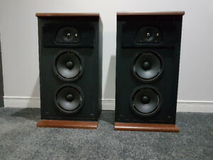 pair of speakers Acustick Research