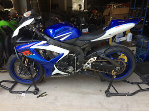 FOR SALE: 2006 Suzuki GSXR 600