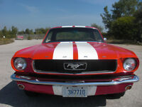 1966 Ford Mustang Fully Restored