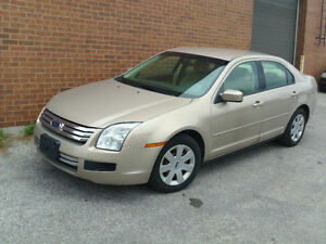 2006 Ford Fusion Se Sedan **CERTIFIED AND ETESTED**