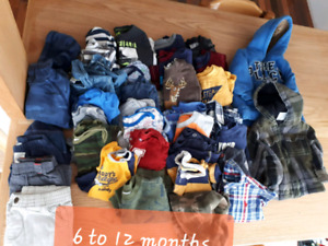 6 to 12 month lot