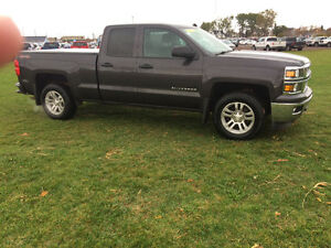 2014 Chevrolet Silverado 1500 True North LT Pickup Truck