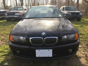 2001 BMW 3 SERIES 325CI * RWD * LEATHER * SUNROOF London Ontario image 9