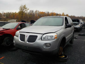 2007 Pontiac Montana Now Available At Kenny U-Pull Cornwall