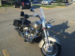 2003 Honda VTX 1800S Read The Ad Properly