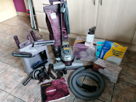 Kirby G5 Vacuum and carpet shampoo system