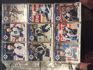 Sports Trading Cards- hockey