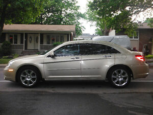 2010 Chrysler Sebring limited Berline