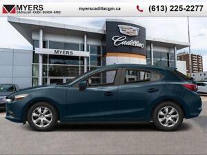2018 Mazda Mazda3 Sport GX  GX, AUTO, HATCHBACK, BLUETOOTH, CRUI
