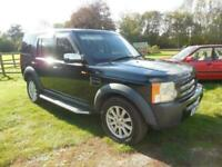 2006 Land Rover Discovery 2.7 Td V6 5 seat 5dr Auto ESTATE Diesel Automatic