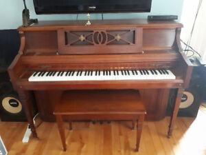 piano droit