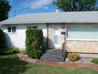 Basement  for rent in a beautiful Transcona home, available now