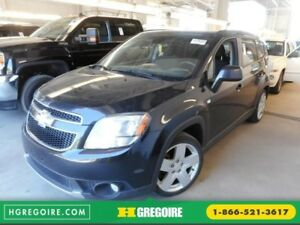 "2013 Chevrolet Orlando 2 LT AUTO A/C TOIT MAGS 18"" 7 PASSAGERS"