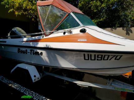 seafarer vsea boat swap for caravan or 4x4 car