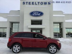 2014 Ford Edge LIMITED AWD LEATHER/MOON   - $168.66 B/W
