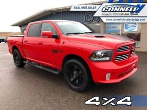 2016 Ram 1500 Sport  NAVI - HEATED SEATS -  HEATED WHEEL  - $190