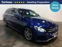 2014 MERCEDES BENZ C CLASS C220 BlueTEC AMG Line Premium Plus 5dr Auto Estate