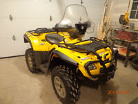 2007 Can Am 400 ATV for Sale