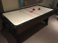 AIR HOCKEY TABLE FOR SALE