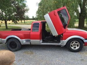 99 Ford Ranger $1000 obo or trade