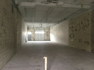 Commercial/Industrial Space - Jane and Lawrence Ave West