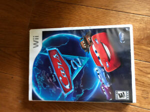 Cars 2 game for  Wii