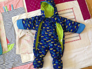 Snow Suit for 5-9 months old baby