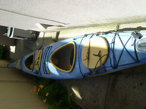2 man kayak Nimbus 22 ft will trade for good one man kayak