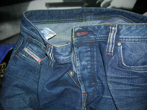 Diesel Zaf Jeans ART 87P Made in Italy New