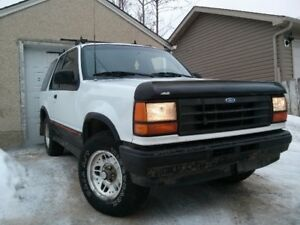 1994 loaded 2 dr. Ford Explorer. With donor vehicle. $1200.00