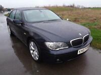 2007 BMW 7 Series 5.0 750i Sport 4dr