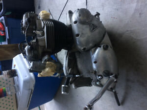 1971 triumph bonneville engine for sale t120r