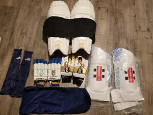 Cricket gear for sale - brand new