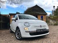 2013 Fiat 500 0.9 TwinAir Lounge (s/s) 3dr