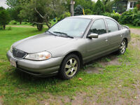 1999 Mercury Mystique LS Sedan