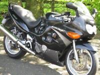 SUZUKI GSX600F K2, 2003/03, 16,700 MILES, FSH