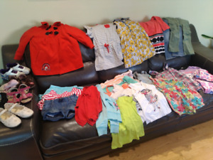 Girls size 4/5 clothes