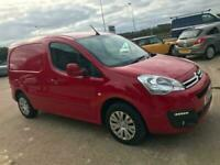 2016 Citroen Berlingo 1.6 HDi 625Kg Enterprise 75ps PANEL VAN Diesel Manual